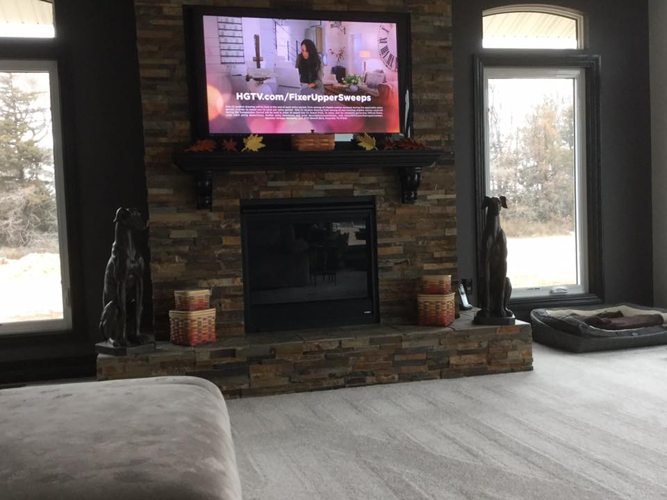 Entertainment Space Fire