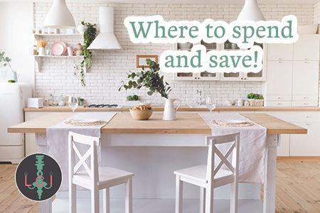 Where to Spend & Save!