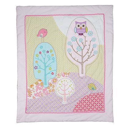 lolli living all seasons cot quilt