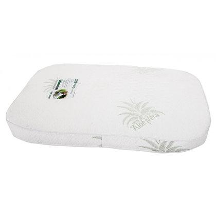 love n care vulu bassinet mattress aloe vera