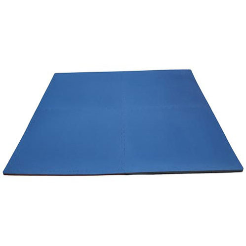 Large Safety Play Mat - Blue