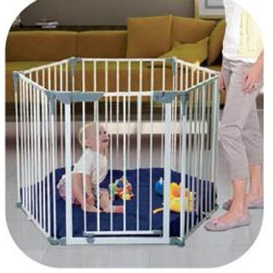 Play-mat for 3-in-1 Convertible Play-Pen Gate
