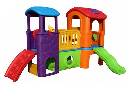 Play Outdoor Climbing Frame & Slide