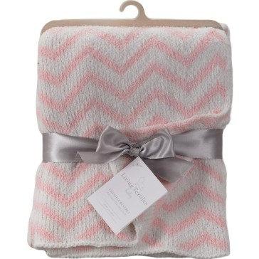 living textiles chenille blanket