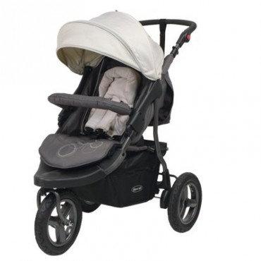 steelcraft terrain 3 wheel stroller