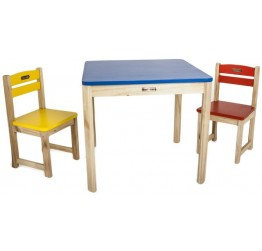 Love 'N' Care Doha wooden table & chairs