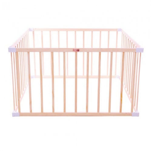 Wooden Play Pen - Square