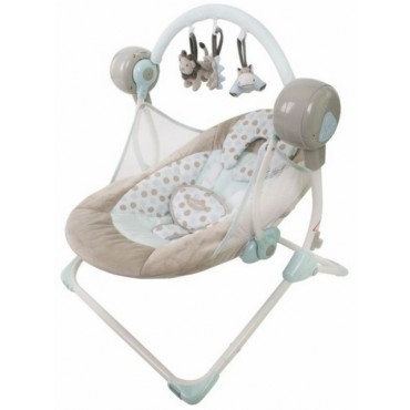 love n care rock my baby swing
