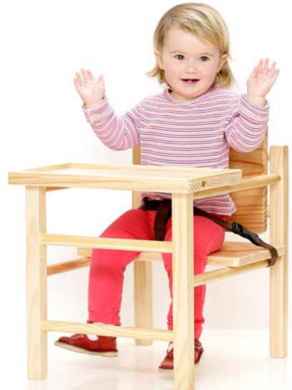 Sit Safe Low Chair - Feeder Chair - Activity Chair
