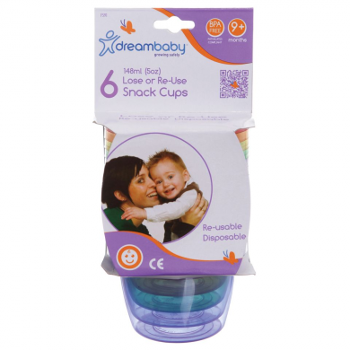 Dream Baby Reusable 6 Pack