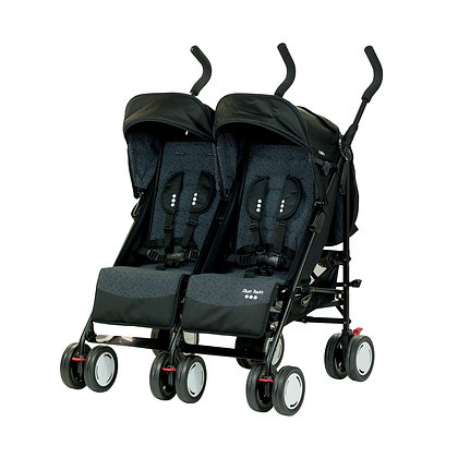 steelcraft duo twin stroller