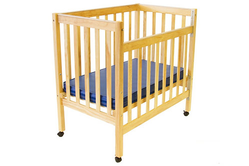 Mattress for Wooden Compact Cot - Natural