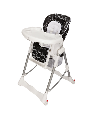 infasecure sienna high / low chair