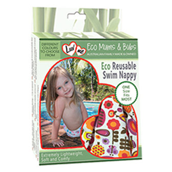 Eco Reusable Swim Nappies