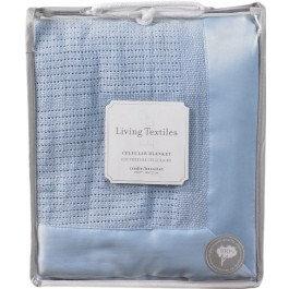 living textiles cellular blanket