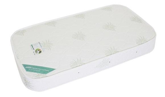 love n care vulu cot mattress organic aloe vera