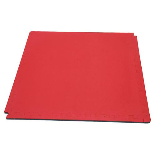 Large Safety Play Mat - Red