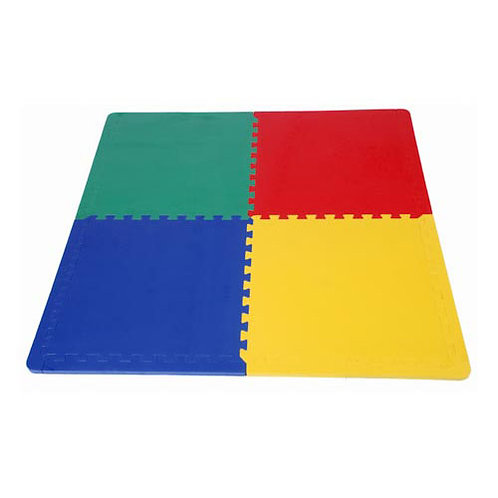 Safety Play Mat - Colourful