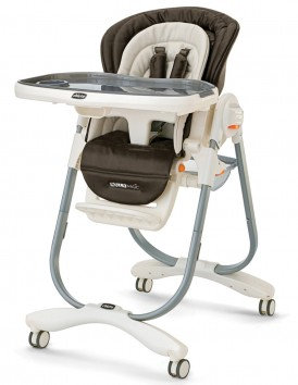 chicco polly magic luxe highchair