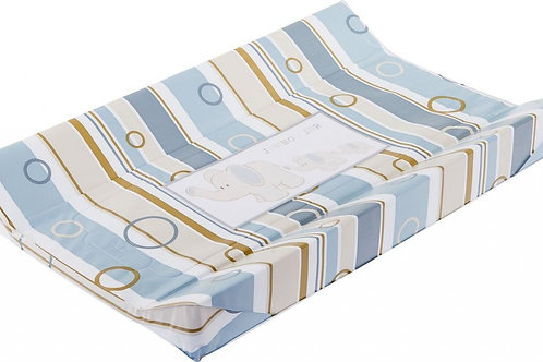 Nappy Changing Pad With Raised Anti Roll Sides