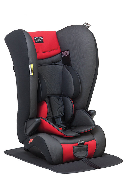 Child's Booster Seat with Back Rest and Arm Rests