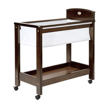 CHILDCARE CRIB – WALNUT