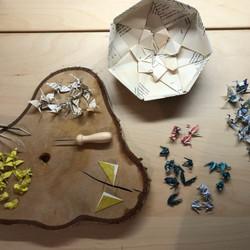 soya bean-pliages- en cours-bijoux-origami-fait main 1.jpeg