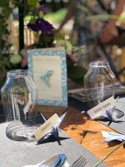 soya bean- décoration de table- origami-fait main 1.jpeg