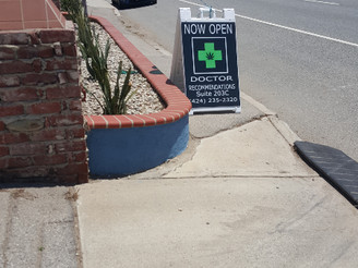 Cannabis Card in Malibu