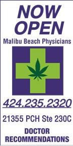 Medical Marijuana Recommendations in Malibu, California 90265