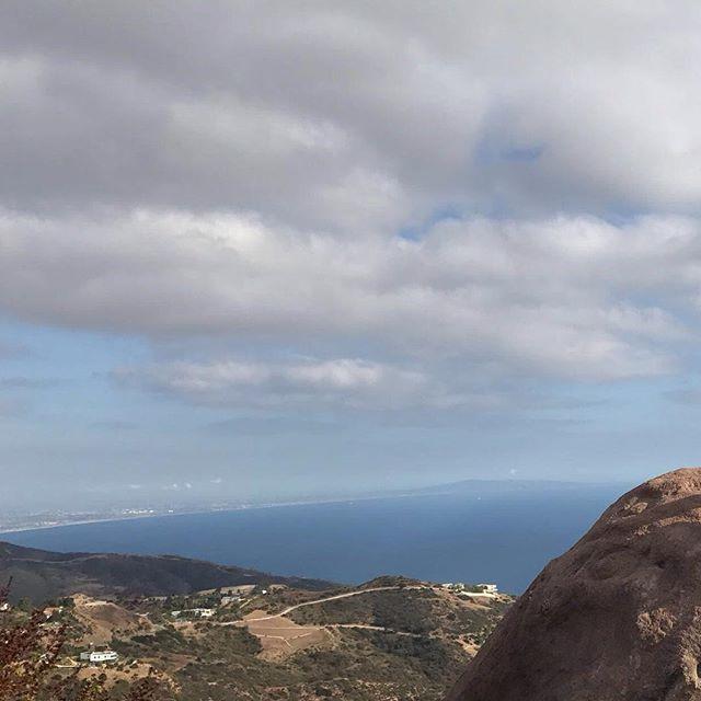 View from Malibu, CA 90265