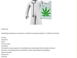 Do You Still Need a Medical Cannabis Card / Recommendation in 2018? Next year's recreational cannabi