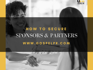 How to Secure Sponsors & Brand Partners