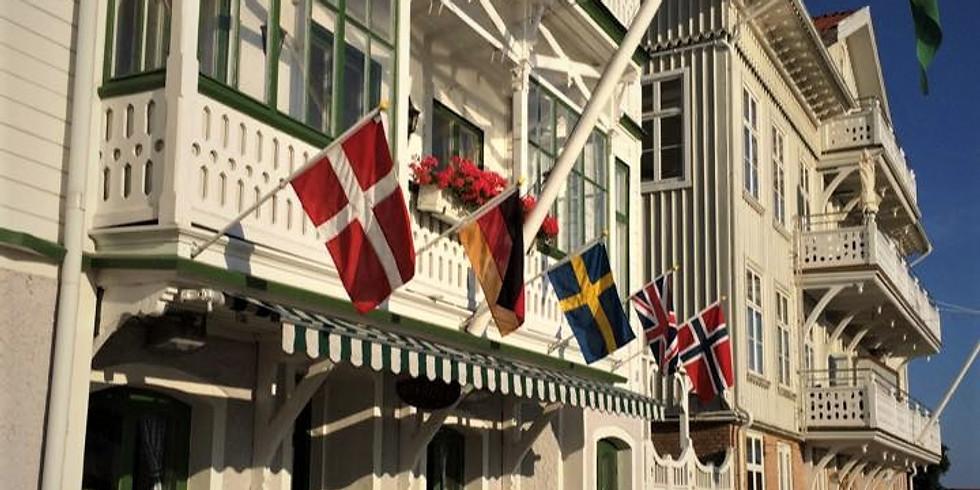 Charming Tofta Café & Majestic Marstrand Island