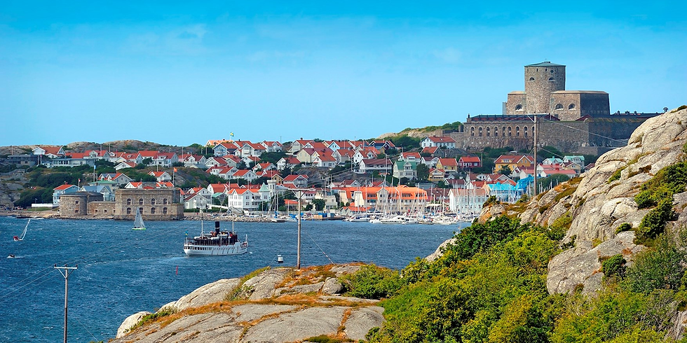 Majestic Marstrand - the island that has it all!
