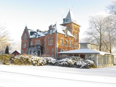 Lyxig Lördag / Luxury Saturday Afternoon Tea at Thorskogs Castle