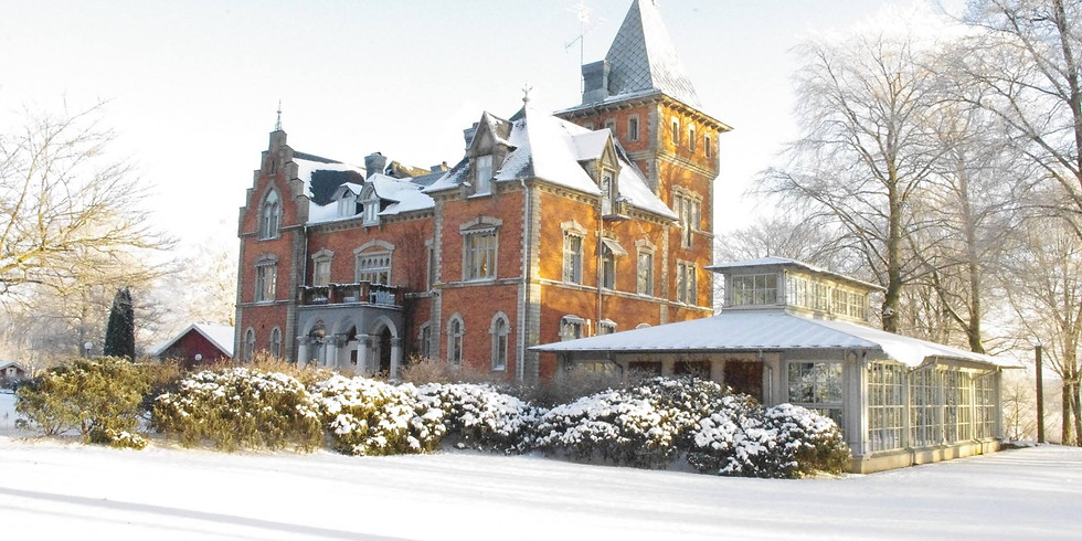 Lunch - Thorskogs Slott / Thorskogs Castle - Lödöse Museum