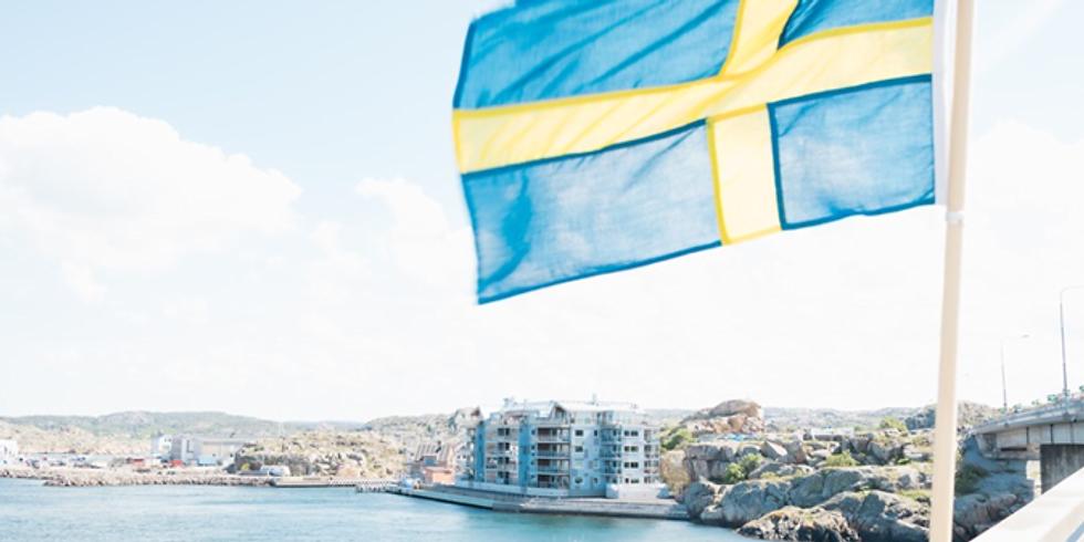 Sveriges nationaldag & Sillens Dag // Sweden's Nationalday & Herring Day