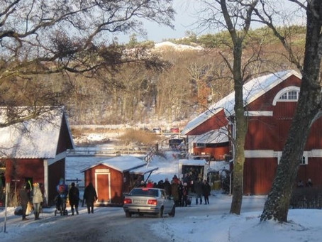 Celebrate 3rd Advent at Tofta Manor & Bohus Fortress - in daytour on from Gothenburg on December 14