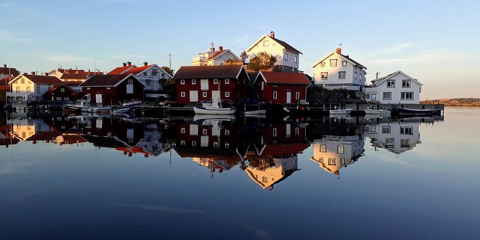 VÅREN ÄR HÄR / SPRING IS HERE - Tour to Gullholmen & Orust