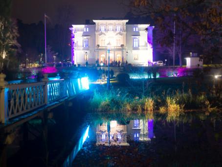 Eveningtours to: Lights in Alingsås - worldclass lighting design event!