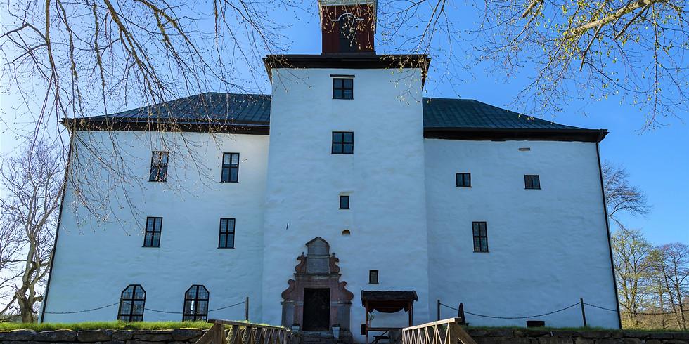 Travel to 16th century castle & manor! Resa till 1500-tals slott & herrgård!
