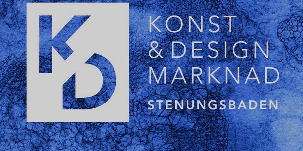 Konst & Design Marknad / Art & Design Fair - Stenungsbaden Yacht Club