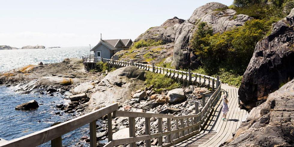 Åstol & Dyrön - neighbouring small islands