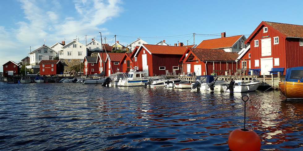 Gorgeous island Gullholmen & it's breathtaking neighbour