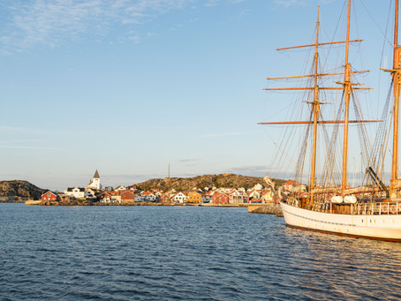 TJÖRN - an island well worth visiting all year round!