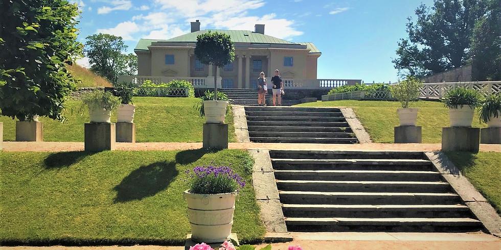 Gunnebo House& Gardensand Jonsered'sGardens