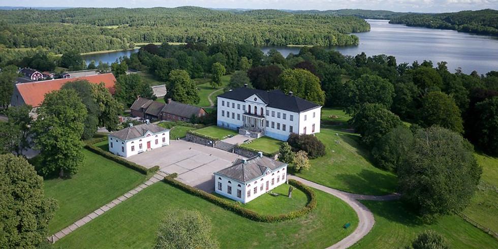 Nääs Slott med vackra omgivningar - Nääs Castle with lovely surroundings