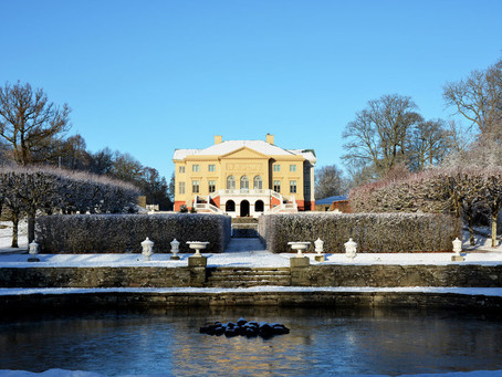 """Unique Tours to Gunnebo Castle and """"Spinneriet's"""" lovely boutiques"""