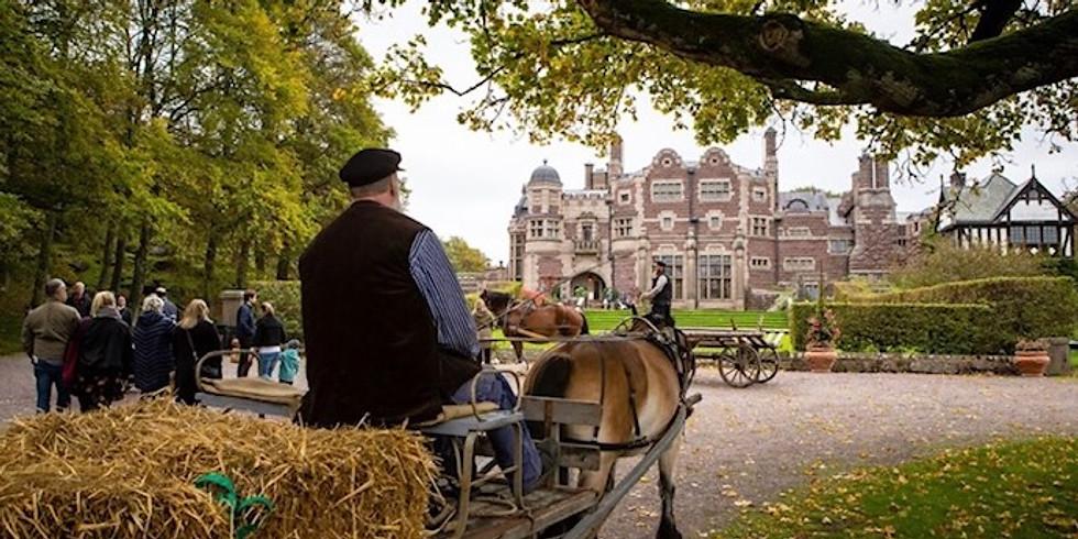 Skördefest / Harvest Festival - including lunch & guided tour of Tjolöholms Castle